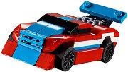 Състезателен автомобил - детски аксесоар