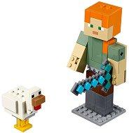 """Алекс - Детски конструктор от серията """"LEGO Minecraft"""" -"""