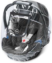 Дъждобран - Аксесоар за бебешко кошче за кола -