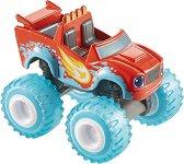 """Пламъчко - Метална количка от серията """"Пламъчко и машините"""" - количка"""