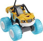 """Тигър - Метална количка от серията """"Пламъчко и машините"""" - количка"""