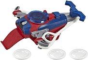 """Изстрелвачка на паяжини - Disc Slinger - Играчка от серията """"Спайдърмен"""" -"""