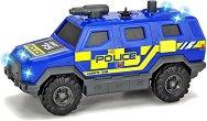 """Полицейски джип - Специални части - Детска играчка със светлинни и звукови ефекти от серията """"SOS"""" -"""