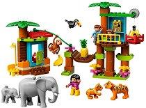 """Тропически остров - Детски конструктор от серията """"LEGO Duplo"""" -"""