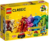 LEGO: Classic - Basic Brick - раница