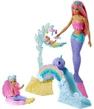 """Барби - Русалки - Кукли и аксесоари от серията """"Dreamtopia"""" -"""