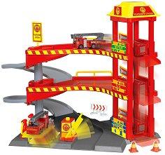 Пожарна станция - количка