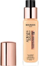 Bourjois Always Fabulous 24Hrs Full Coverage Foundation - SPF 20 - Дълготраен фон дьо тен с високо покритие - маска