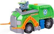 """Роки с рециклиращ камион - Детска играчка от серията """"Пес патрул"""" - играчка"""