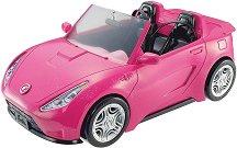 """Кабриолетът на Барби - Аксесоар за кукли от серията """"Barbie"""" - кукла"""