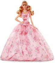"""Барби - С пожелания за рожден ден - Кукла от серията """"Barbie - Колекционерски кукли"""" - играчка"""