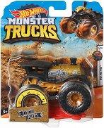 """Бъги - Loco Punk - Комплект за игра от серията """"Hot Wheels: Monster Trucks"""" -"""