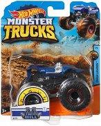 """Бъги - Twin Mill - Комплект за игра от серията """"Hot Wheels: Monster Trucks"""" -"""