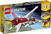 """Летящи машини - 3 в 1 - Детски конструктор от серията """"LEGO Creator"""" -"""