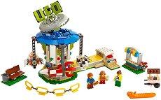 """Панаир - 3 в 1 - Детски конструктор от серията """"LEGO Creator"""" -"""