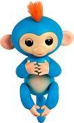 """Маймунката Борис - Интерактивна играчка от серията """"Fingerlings"""" -"""