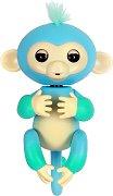 """Маймунката Чарли - Интерактивна играчка от серията """"Fingerlings"""" -"""