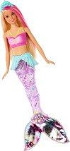 """Барби - Русалка - Кукла със светлинни ефекти от серията """"Dreamtopia"""" -"""