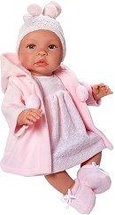 Кукла бебе Лея -