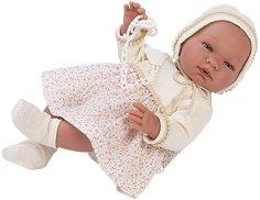 Кукла бебе Мария - Комплект с биберон -