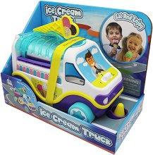 Камион за сладолед - играчка