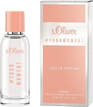 s.Oliver Your Moment Women EDP - Дамски парфюм -