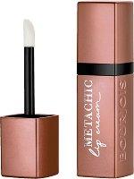 Bourjois Metachic Lip Cream - Течно червило за устни с металически ефект -