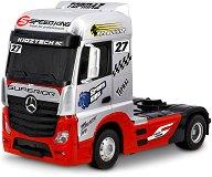 Камион - Mercedes-Benz Actros - Играчка с дистанционно управление -