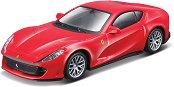 """Ferrari 812 Superfast - Метален сглобяем комплект от серията """"Race & Play"""" - макет"""