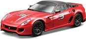 """Ferrari 599XX - Метален сглобяем комплект от серията """"Race & Play"""" -"""