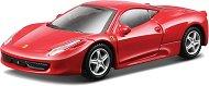 """Ferrari 458 Italia - Метален сглобяем комплект от серията """"Race & Play"""" -"""
