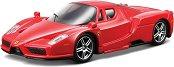 """Enzo Ferrari - Метален сглобяем комплект от серията """"Race & Play"""" -"""