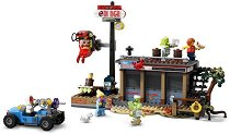 """Нападение в ресторанта - Детски конструктор от серията """"LEGO: Hidden Side"""" -"""