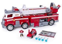 """Пожарният камион на Маршъл - От серията """"Пес патрул"""" - фигура"""