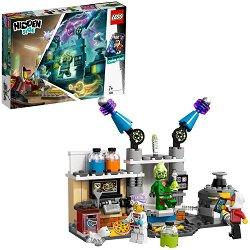 """Лаборатория за духове - Детски конструктор от серията """"LEGO: Hidden Side"""" -"""