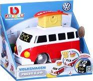 """Количка с емоции - Volkswagen Type 2 - Детска играчка от серията """"Junior"""" - играчка"""