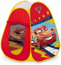 Детска палатка - Колите - играчка