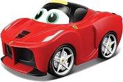 """Количка - Ferrari 485 Italia - Детска играчка със звукови ефекти от серията """"Junior"""" -"""