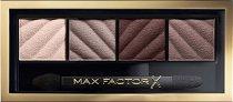 Max Factor Smokey Eye Drama Kit Matte - Палитра с 4 цвята матови сенки за очи -