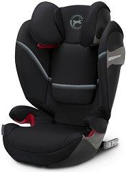 """Детско столче за кола - Solution S-Fix 2020: Navy Blue - За """"Isofix"""" система и деца от 15 до 36 kg - продукт"""