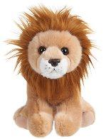 Лъв - Плюшена играчка -