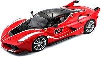 """Ferrari FXX K - Метална количка от серията """"Ferrari Race & Play"""" - макет"""