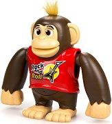"""Маймуната Chimpy - Ходеща играчка със звукови ефекти от серията """"Ycoo"""" - кукла"""