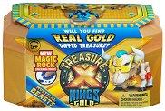 Treasure X: Kings Gold - Mythical Beasts - Комплект фигура изненада и аксесоари -