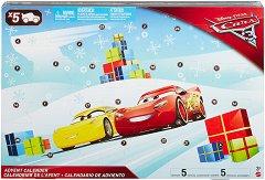 Коледен календар - Колите - играчка