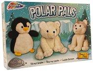 Уший сам полярни приятели - творчески комплект
