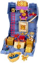 Treasure X: Kings Gold - Treasure Tomb - Комплект фигури и аксесоари изненада -