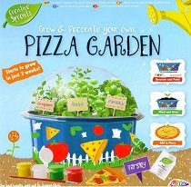 Направи сам Pizza Garden - Творчески комплект -