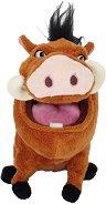 """Пумба - Плюшена играчка от серията """"Цар Лъв"""" -"""