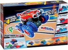 Джип за каскади - Trix Trux - Детска играчка -